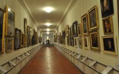 Il Corridoio Vasariano riapre con 127 «nuovi» autoritratti (FOTO)