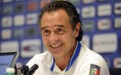 Nazionale, Prandelli: «Vinciamo queste due sfide, poi pensiamo al Mondiale»