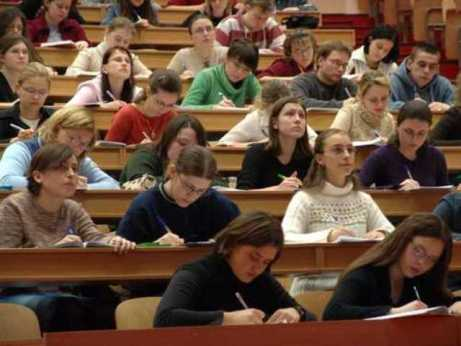 Studenti universitari con il problema dell'affitto