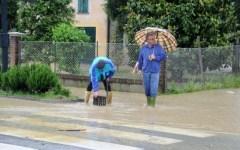 Maltempo, in Toscana piccoli allagamenti e alberi caduti