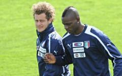 Nazionale, Prandelli schiera Osvaldo unica punta