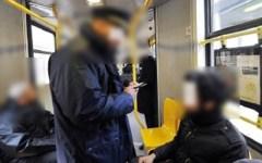 Sul bus senza biglietto, 212 multe a Firenze