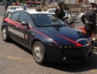 I carabinieri hanno rintracciato un albanese pirata della strada