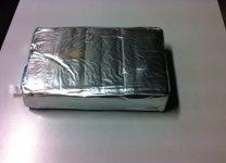 Il panetto di cocaina sul mercato avrebbe fruttato fino a 200mila euro