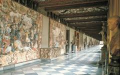 Agli Uffizi in corso il controllo sulla tenuta sismica degli affreschi