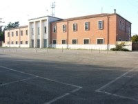 La caserma Gonzaga ex Lupi di Toscana