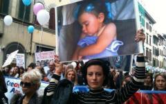 Stamina: in centinaia a Firenze al corteo promosso dai genitori di Sofia