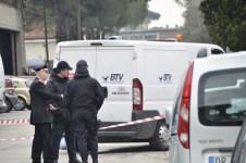 L'assalto al furgone portavalori del 22 marzo scorso a Capalle