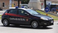 L'uomo che ha picchiato la moglie è stato arrestato dai carabinieri