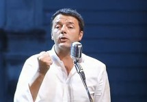 Matteo Renzi alla Leopolda 2013
