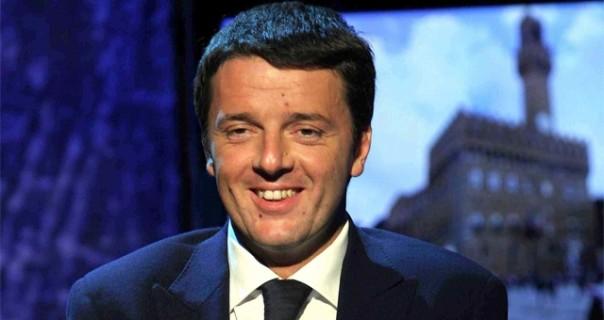 Matteo Renzi scommette sull'Italia
