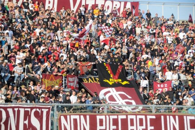 Ennesima contestazione per i tifosi del Livorno dopo la partita