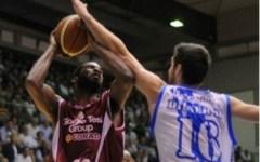 Basket, Sassari si impone nettamente su Pistoia