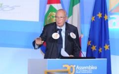 Il monito di Napolitano all'assemblea Anci di Firenze: avanti con le riforme