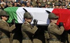 Pisa ricorda Francesco Vannozzi, alpino caduto in Afghanistan