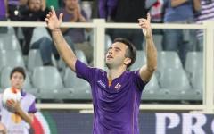 Rossi ha portato a casa il pallone di Fiorentina-Juventus