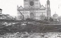 Alluvione di Firenze, 4 novembre '66: due iniziative promosse dall'Associazione Stampa Toscana con Bennucci e Padoin