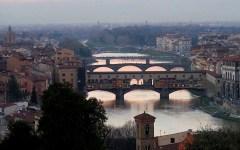 Arno, la «cassettina» dei Renai