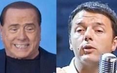 Renzi Berlusconi, via al faccia a faccia sulle riforme