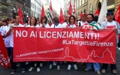 Targetti, a Firenze firmato l'accordo di solidarietà per 238 lavoratori