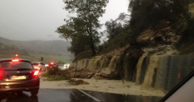 Eventi alluvionali 2013 in Toscana