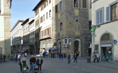Storia di Firenze: la spezieria del Saracino