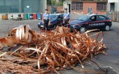 Furti di rame nelle stazioni, in Toscana ritardi pari ad 8 giorni