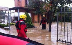 Maltempo in Toscana: nuova allerta meteo fino alle 15 di venerdì 7 novembre. Si temono allagamenti e frane