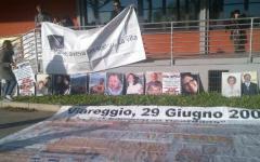 Strage di Viareggio, processo aggiornato al 9 dicembre
