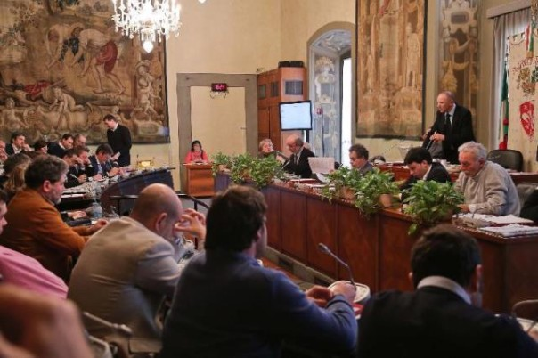 Il Consiglio provinciale di Firenze