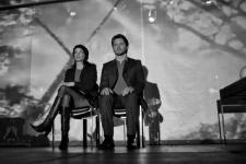 Il Muro, Ettore Bassi e Eleonora Ivone