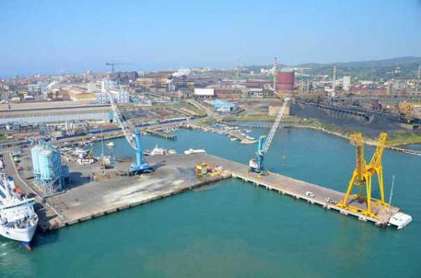 Il Porto di Piombino verrà potenziato per ricevere la Concordia