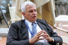 Il presidente di Mps Alessandro Profumo