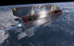 Satellite in caduta sulla Terra