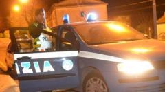 Inseguimento per le vie di Firenze per fermare un albanese neopatentato ubriaco