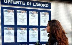 L'Istat: disoccupazione in lieve calo