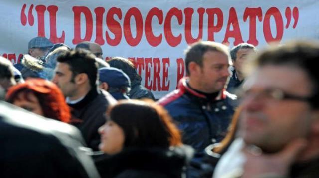 La disoccupazione crescerà anche nel 2014