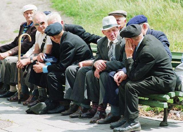 Le tasse pesano molto anche sui pensionati in Italia