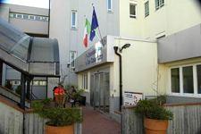L'ospedale di Bibbiena in Casentino