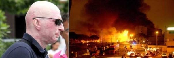 Marco Piagentini e la strage di Viareggio