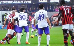 Fiorentina: un'altra impresa. Battuto il Milan (0-2) a San Siro
