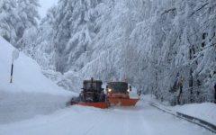Meteo, Toscana: allerta neve venerdì 30 gennaio. Anche a 300-500 metri. Mugello: possibile emergenza