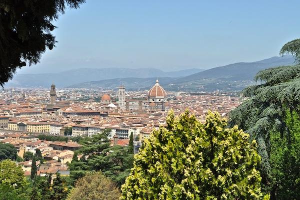 Panorama Firenze (Foto FirenzePost)