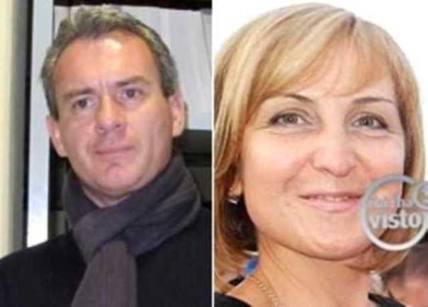 Sergio l'omicida e Irina la vittima