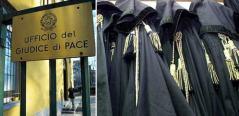 Si fermano i giudici di pace