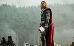 Lucca Comics, martello gigante per Thor
