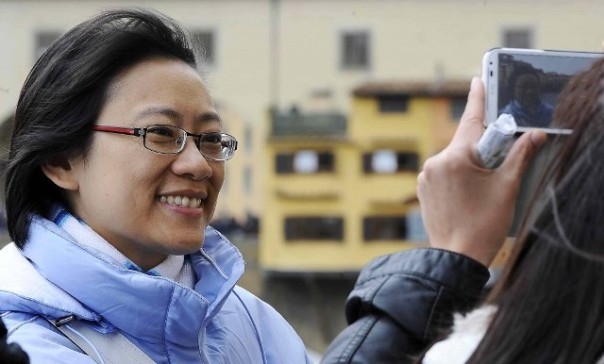 Turisti cinesi a Firenze, scontrino medio oltre i mille euro