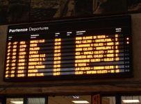 Un guasto al server aveva messo fuori uso i monitor della stazione di Santa Maria Novella
