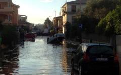 Alluvione in Sardegna, la Croce Rossa ha attivato il numero solidale
