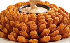 Cipolla a fiore: Blooming onion